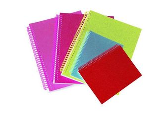 Commercial Personalised Diary Printing , Custom Notebook Cover Printing OEM