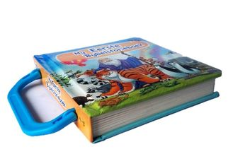 Make Your Own Board Book Look Book Printing Card Paper Material Customized Size