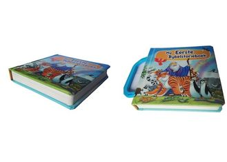Famous Children Cardboard Book Printing , Offset Overseas Book Printing