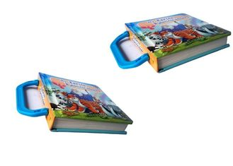 Personalised Board Book Printing And Binding Lamination Finishing OEM