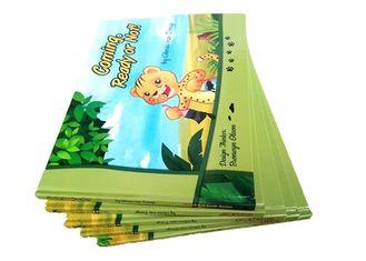 Children's Book Printing, Case Bound Book Printing