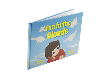 Common Size Baby Book Printing , Multi Pages Music Book Printing Eco Friendly