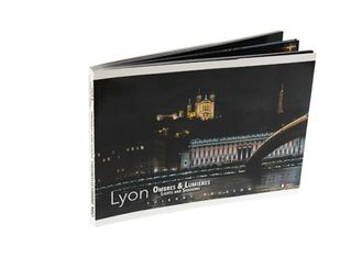 Square Photo Book Printing , Chapbook Printing Services For Tourists Book