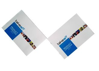 Saddle Stitch Short Run Booklet Printing , Product Catalog Printing Excellent Color