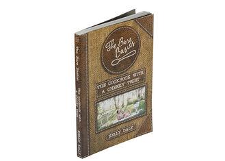 Cookbook Printing Soft Cover Book Printing Coated Matt Art Paper Material