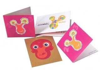 Panton Color Custom Card Printing Wedding Card Printing Services For Any Shape