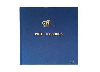 Pilot's Logbook Printing Service_Hardback Book Printing Solution