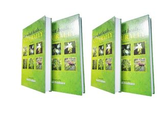 Spot UV Finishing Artist Book Printing And Bookbinding Services Eco Friendly