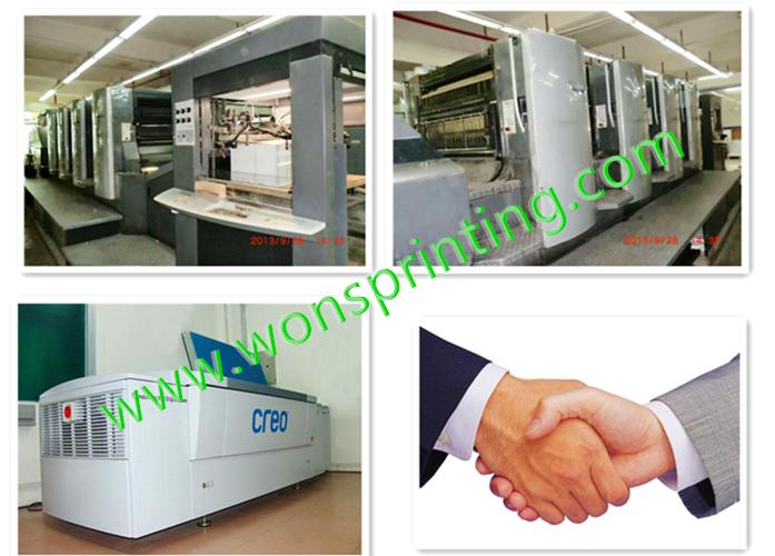 Book Printer, book printing company, China book printer